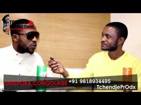 Emission Diaspora Congolaise, New Mai 2015  Alain Loola réçoit Badou Star