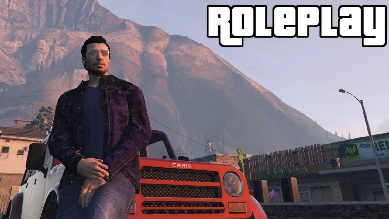 #13 | GTA 5 - Roleplay | RJ Leon | NDRP Server
