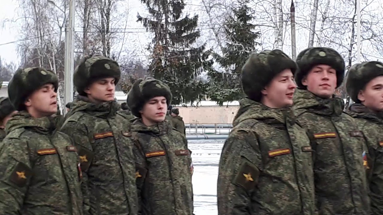 Воинская часть в кирове на луганской