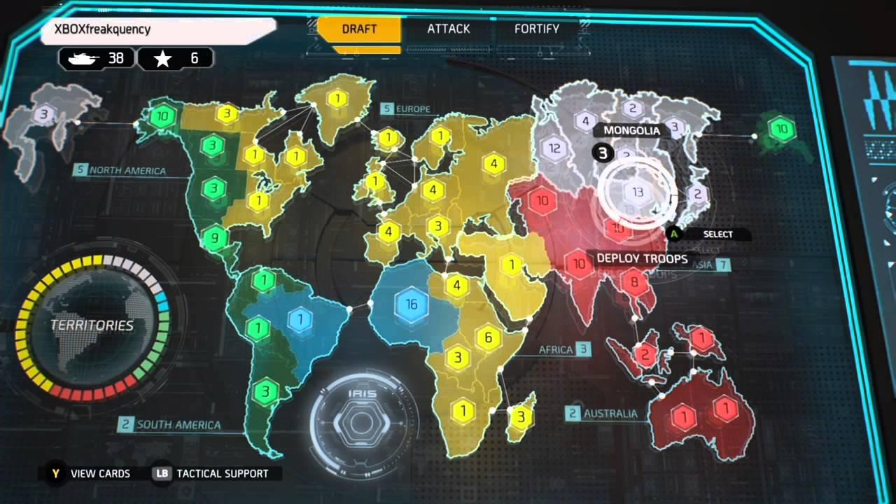 Risk Online Game