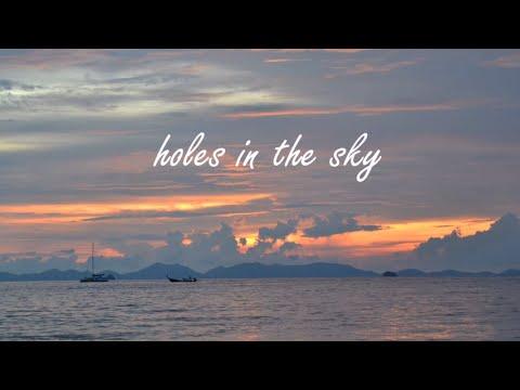 M83 ft. HAIM - Holes in the sky [ LYRICS ]