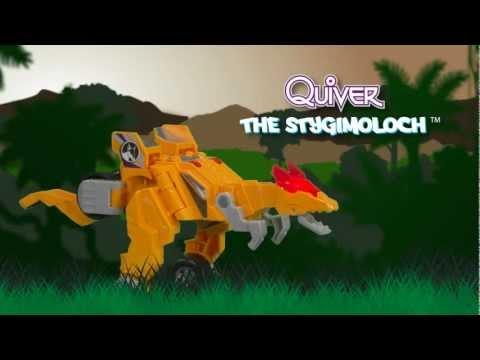 Quiver the Stygimoloch™ by VTech®