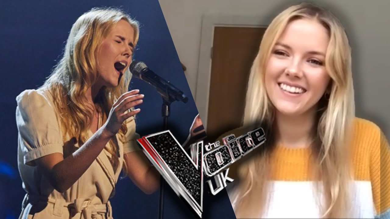 The Voice Blind Auditions | Esther Cole Interview