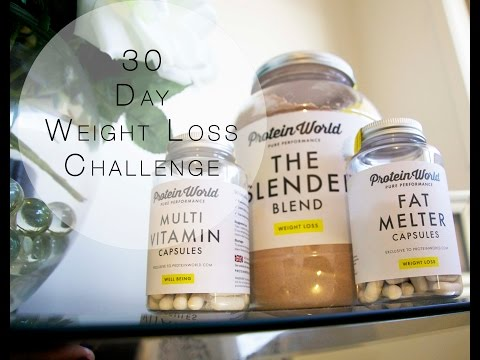 Protein World | 30 Day Weight Loss Challenge !!!