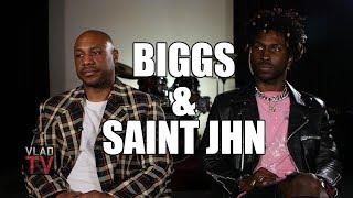 Biggs & SAINt JHN Don't Think Gucci is Trolling the Black Community (Part 7)