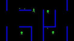 Arcade Longplay [503] Berzerk