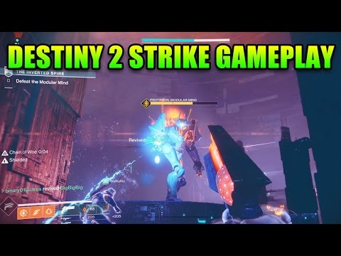 Destiny 2 - 27 Minutes of Raw Strike Gameplay