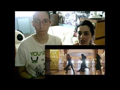 Tera Noor - Katrina Kaif (Italian Video Reaction)