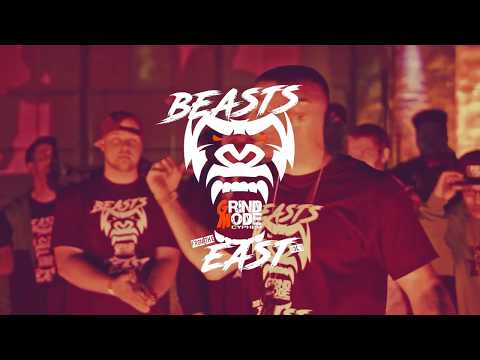 Grind Mode Cypher BEASTS from the EAST Vol. 5 (prod. by DJ Malefactor)