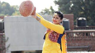 Agg Paniyan Ch   Surinder Kaur   Easy dance for Jaggo performance