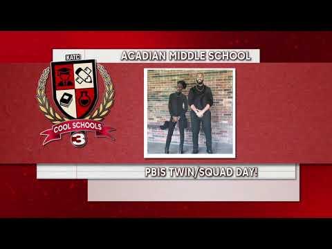 Cool Schools: Acadian Middle School