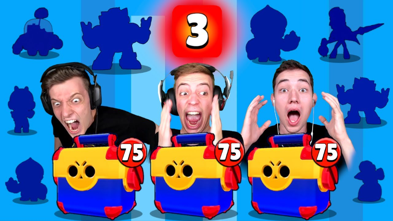 3 BRAWLER IN 1 MEGA BOX! 😱 1000€ MEGA BOX OPENING BATTLE ESKALIERT! | Brawl Stars deutsch