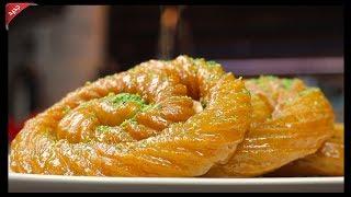 كشف سر صناعة الداطلي العراقي الأصلي   Healthy iraqi food Tatli recipe