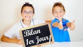 Back To School 2016 : Bilan Première Journée Rentrée Scolaire