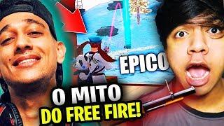 AS JOGADAS MAIS INACREDITÁVEIS DO FREE FIRE! - EL GATO