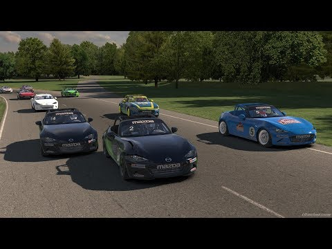 iRacing Week 13 MX-5| Summit Point | Knock-on Effect