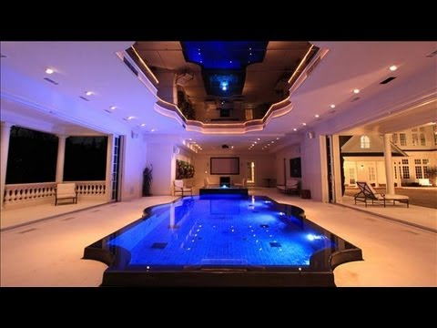 Luxury Pools: Dipping Into the World of Super Pools - YouTube