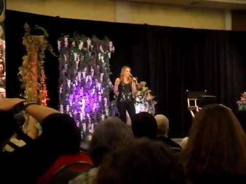 Renée O'Connor at Xena Con 2012!