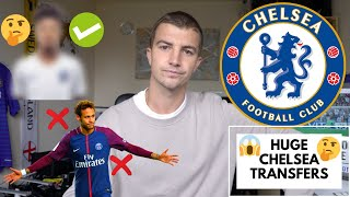 Why CHELSEA FC Should NOT Spend £200Million on THIS PLAYER BUT BUY THIS PLAYER INSTEAD...