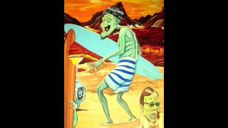 no picky- surfer zombie