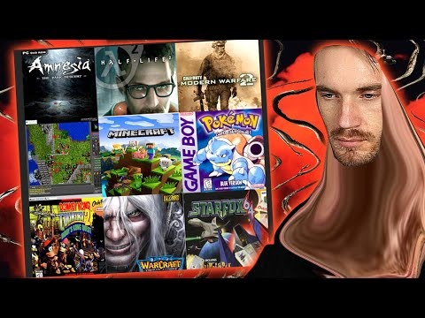 Games That Defined Me Growing Up