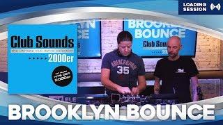 CLUB SOUNDS 2000er  ► BROOKLYN BOUNCE - Live DJ-Set   Mental Madness Rec. (GER)