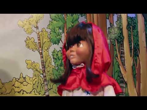 Spectacle De Marionnettes à Fils L Histoire Du Petit Chaperon Rouge Théâtre Mariska