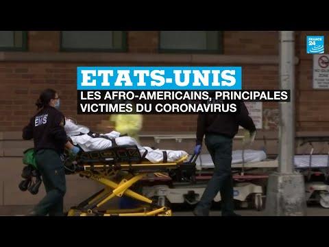 Les Afro-Américains, principales victimes du coronavirus aux États-Unis