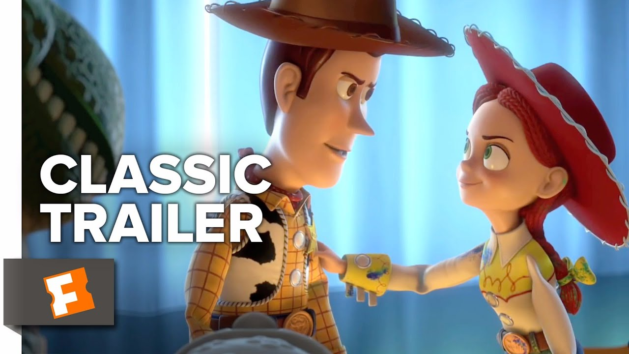 Download Toy Story 3 (2010) Trailer #1 | Movieclips Classic Trailers