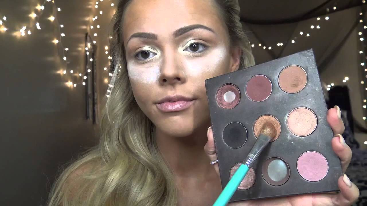 Angies makeup tutorial ccb photoshoot youtube baditri Images