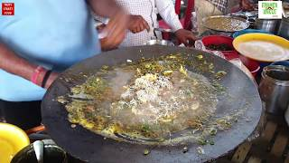 Green Egg Tikka Curry in Butter and Cheese    Yummy Egg Dish Recipe    Surat City Omelette