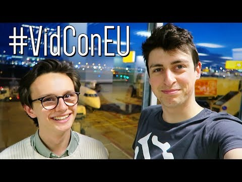 Culture and Amsterdan | VidCon EU Vlog #2