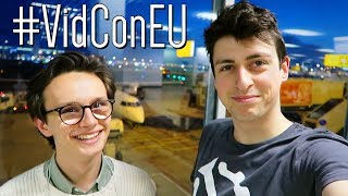 culture and amsterdan   vidcon eu vlog 2