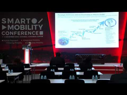 TRANSIST 2016 - Smart Mobility Conference - Sharing Mobility And Economies Of Scale