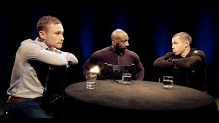CARL FRAMPTON v SCOTT QUIGG - THE GLOVES ARE OFF (TEASER)  SUNDAY 14th FEB - SKY SPORTS 1 (6.55 PM)