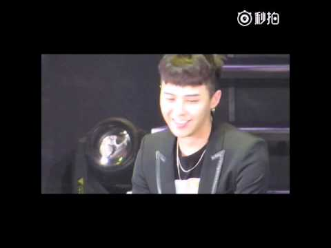 160101 G-Dragon at BIGBANG Fan Meeting in Beijing