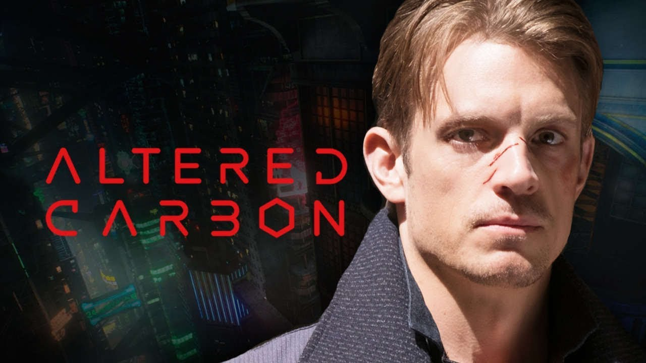 Altered Carbon Watch Online