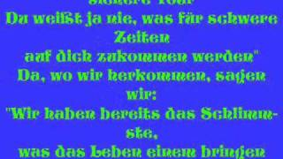 I Just Wanna Live - Good Charlotte lyrics german
