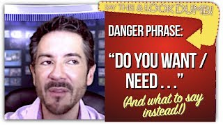 Communication Skills Training: How to Disagree: Top 10 Power Phrases and Danger Phrases #5   Free