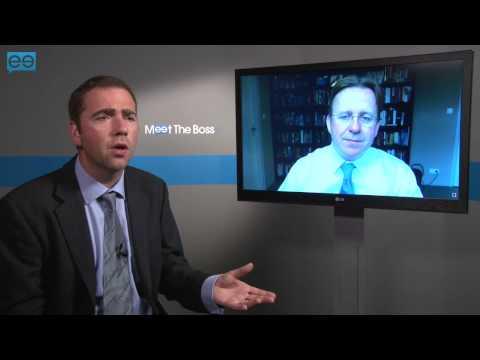 Big Data For Big Finance | Meint Post COO, International Direct Bank, Rabobank International