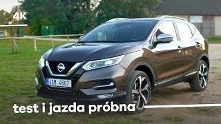 Nissan Qashqai z ProPilot - test i jazda próbna
