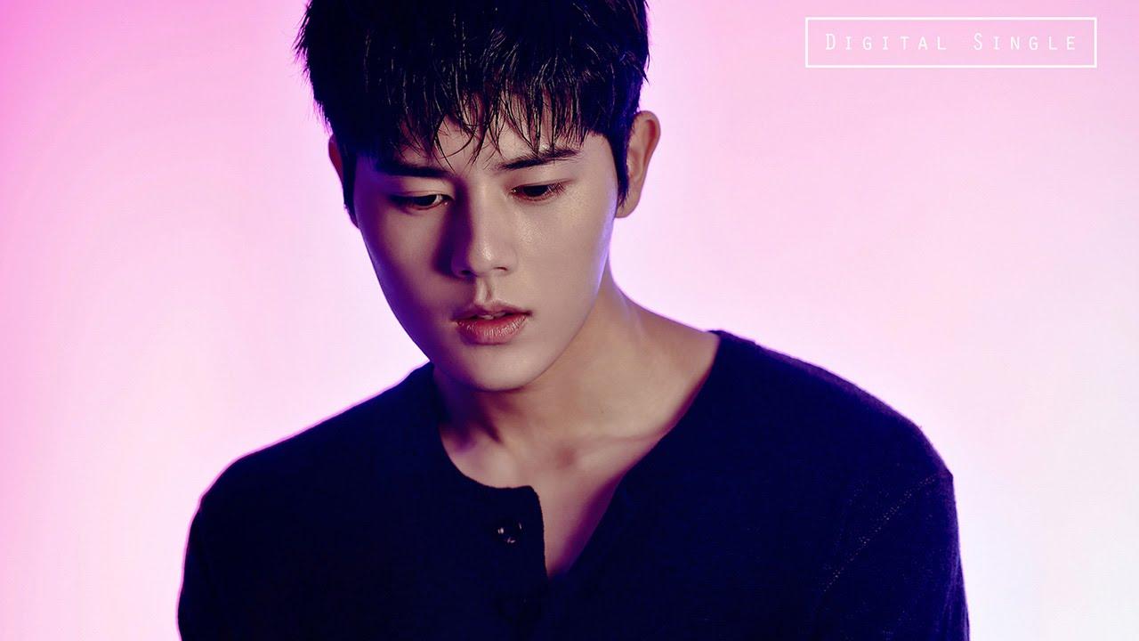[Rom/Han Lyrics] Kim Dong Jun (김동준) [ZE:A] - Healing (Feat  JANG) [Digital  Single]