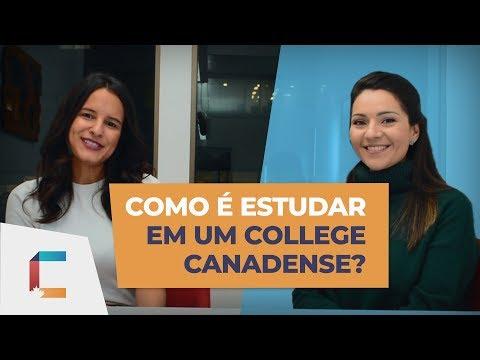 EXPERIÊNCIAS DE UMA ESTUDANTE INTERNACIONAL NO CANADÁ