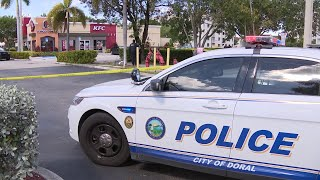 Man kills wife, self at Doral fast food resturant, police say
