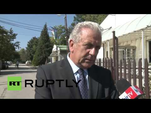 Hungary: EU Commissioner for migration urges unity in dealing with refugee crisis