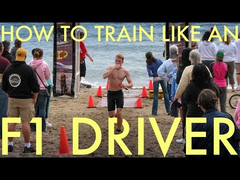 TRAIN LIKE AN F1 DRIVER FOR 30 DAYS!!!!!