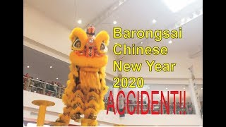 Lion Dance Chinese New Year 2020 Indonesia Sesion 1 Full
