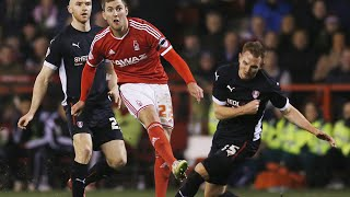 Highlights: Forest 2-0 Rotherham (18.03.15)