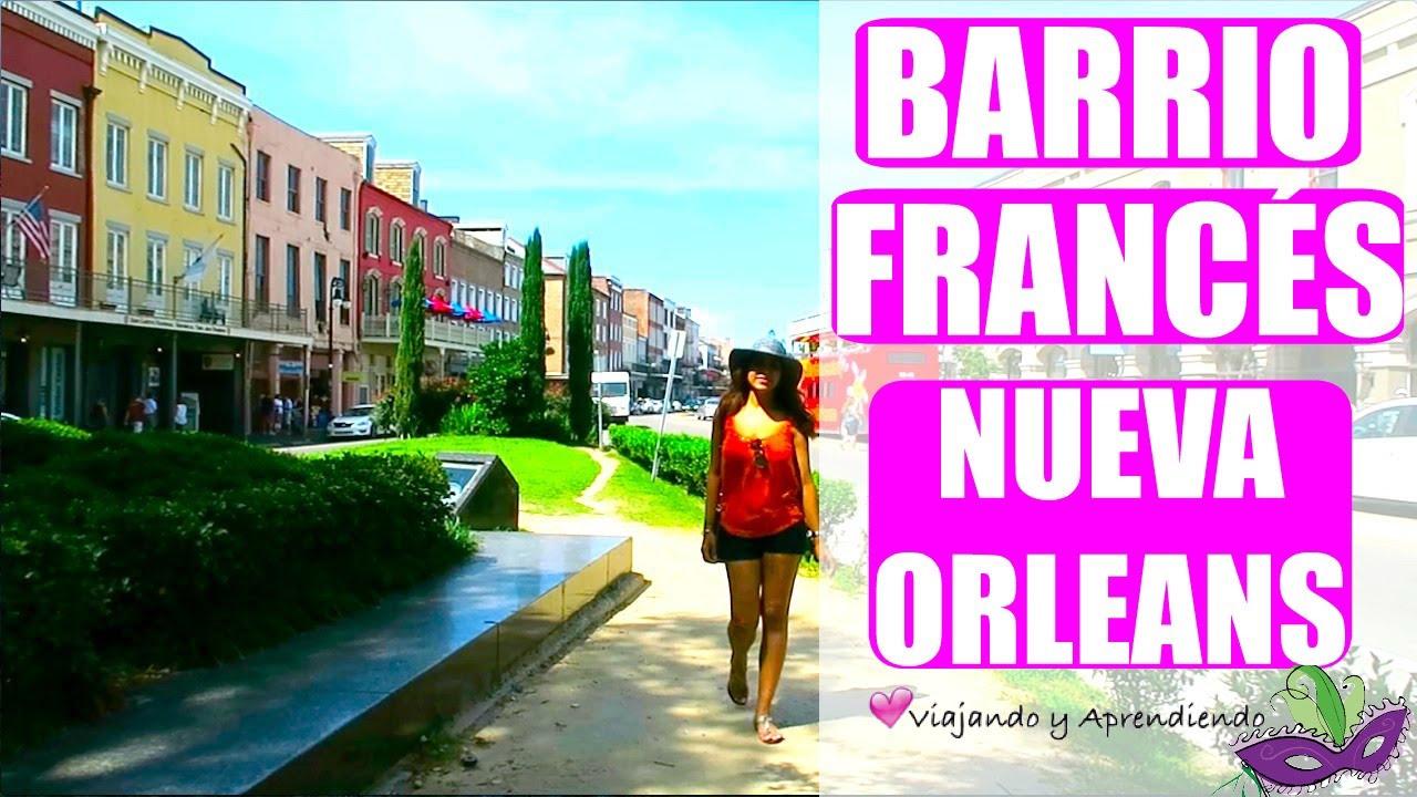 Barrio Frances En Nueva Orleans Vya 72