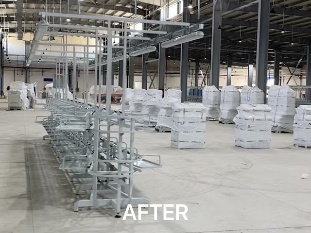 10.000 SQUARE METERS OF FACTORY